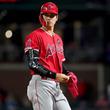 【MLB】大谷翔平、自己最長13試合連続出塁! 奪三振王コールから第1打席は四球