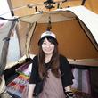 """華麗なる女子キャンパー """"natsu camp""""さんが語る「ソロキャンプ」の魅力"""