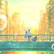 オレンジ制作のショートアニメ「そばへ」が「天気の子」前にスクリーンで上映