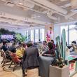 サイボウズがWeWorkに新拠点「横浜みなとみらい拠点」を開設
