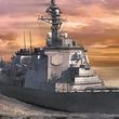 イージス護衛艦あたごが新規エッチングパーツを追加したスーパーディテール仕様でハセガワから限定発売!