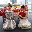 広島出身のアイドル2人による新番組がスタート!