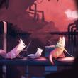 """Switch版『Rain World』配信開始。愛らしい""""なめくじネコ""""が美しくも荒廃した世界を冒険!"""