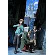 TVアニメ「歌舞伎町シャーロック」キービジュアル到着!探偵長屋にひしめくクセモノ探偵たちの物語