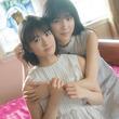乃木坂46清宮レイ・早川聖来、イチャイチャ密着ショット披露