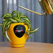 植物と意思疎通しながら育てられるスマート植木鉢「Lua」