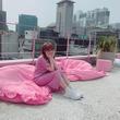 """きゃりーぱみゅぱみゅ、韓国で""""インスタグラマーモード"""" 「何このかわいさ」「ピンクお似合いー!」とファンも絶賛"""