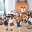 【LINE MUSIC】JKによるトレンド調査隊「LINE MUSIC部」を結成!Popteenモデル「香音」(のんのん)が初代部長に