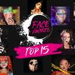 クリエイティブでアーティスティックなメイクを競うオンラインメイクコンテスト「FACE Awards 2019」TOP15を発表!