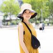 天然素材「onigiri」ワンピが主役!母娘で夏っぽさ抜群の親子コーデ