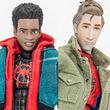 『スパイダーマン:スパイダーバース』マイルズとピーターのMAFEX彩色が初展示!『アベンジャーズ/IW』ソーや『エヴァ』13号機の原型も!「メディコム・トイ エキシビション'19」フォトレポート