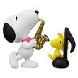 みんな大好きスヌーピーが優雅なジャズスタイルでタカラトミーアーツのカプセルトイに登場!!
