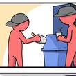 タピオカの流行で増えるマナー違反 『間違った捨て方』に熱い指導!