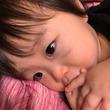 浜田ブリトニー、娘が顔にケガをしたことを報告「保育園が楽しすぎて はしゃいじゃったんだね」