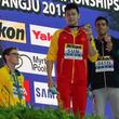 【世界水泳】疑惑の孫楊Vに抗議 2位豪選手の表彰台拒否に母国記者も驚き「ワオ、非常に興味深い」