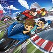 """2020年3月 日本初の""""リアルライディングコースター""""「GP RACERS」がオープン"""
