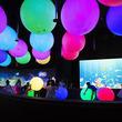 世界中で注目を集めているデジタルアートを満喫!鳥取県米子市で「チームラボ☆学ぶ!未来の遊園地」開催
