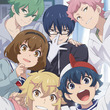 アニメ「厨病激発ボーイ」は10月開始、キャストに赤崎千夏、山下大輝、仲村宗悟ら