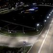 広大な競馬場を活かした日本最大級の光のエンターテインメント 東京シティ競馬 新ナイター照明演出