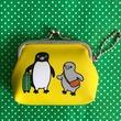 大人気「Suicaのペンギン」の新グッズが登場!!8/3(土)~ミニがまぐちポーチを書泉限定で販売開始!