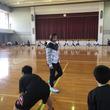 【オモレイ・バスケ】当社の部活アドバイザー 瀬崎理奈氏によるバスケットボールクリニックのご案内。