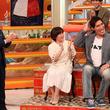 谷亮子、篠原信一とテレビ初共演でニッコリ「大好きな先輩です!」
