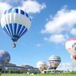 有明の大空に、たくさんの熱気球!大空をふわり体験、震災復興支援イベント『空を見上げて』in 東京を、2019年8月3日(土)~4日(日)開催(国営・都立東京臨海広域防災公園)