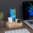 ポーランド発の木工製品。Apple製品をまとめて充電OAKYWOOD「3 in 1ドック」を自社ECで販売開始