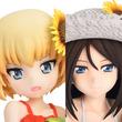 『ガルパン』カチューシャとノンナが水着姿でフィギュア化!ひまわりや麦わら帽子など夏を感じる小物も丁寧に造形!