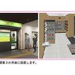 NewDays初の完全キャッシュレス・無人レジ店舗、JR武蔵境駅に7月末オープン