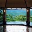 【絶景日帰り温泉 龍宮殿本館】夏の露天風呂、ゆっくり「冷やし温泉」で効能と景色を満喫