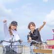 山田麻莉奈と富田美憂の素顔が満載! 電動自転車で大島一周、初お泊まり旅行を放送