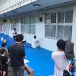 SHOGEN&HARUKAと子供たちが彩る新宮駅