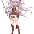 10月放送のTVアニメ「私、能力は平均値でって言ったよね!」 、主人公・マイルは和氣あず未、ツンデレ魔術師レーナは徳井青空!!