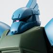 「ガンダム」ガトー専用ゲルググが「ROBOT魂 ver. A.N.I.M.E」でフィギュア化!巨大な試作型ビーム・ライフルが付属!
