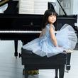 スタインウェイとギンザのサヱグサ ピアノと子供服の素敵なコラボレーションが実現!