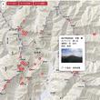 登山家コミュニティサイト「ヤマレコ」が長野県周辺の「山岳遭難マップ」を公開 天気や時期ごとの危険箇所が丸わかり