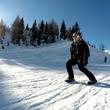 自由度の高いシューズ型スノーボード「Snowfeet」がもうすぐキャンペーン終了
