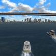 東京湾でボートレース!?日本の港湾をまるごと3Dデータ化「REAL 3DMAP ベイエリア」をリリース