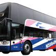 西日本JRバスの新型2階建てバス運行開始 大阪~東京「ドリーム号」「昼特急号」で