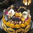 【リーガロイヤルホテル(大阪)】デコレーションケーキのようなピラフ Halloween ver.が初登場「ミステリアスなデコレーション?!~ハロウィンパーティ~」