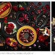 【リーガロイヤルホテル(大阪)】黒×赤のダークファンタジーな世界へ誘う、大人のハロウィン「ハロウィンスイーツビュッフェ マスカレード」開催