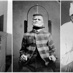本当にあった昔の精神病院の治療器具と治療風景(1800年代後半~1900 ...