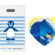 新素材LIMEXが横浜銀行のショッパー・うちわに採用