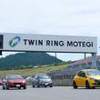 9/15(日)もてぎスーパー耐久レース決勝直前の 国際レーシングコースで「みんなでマイカーパレード」を開催