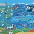 世界一傘を消費するビニール傘大国、日本の子供たちへ ビニール傘の使い捨てと環境問題を描いた絵本『ビニール傘と海の生きもの』を初めて傘を持つ子どもに無料配布