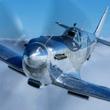 シルバースピットファイア世界一周飛行へ出発 日本には9月到着予定