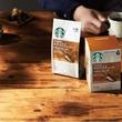 スターバックスブランドのレギュラーコーヒー、パーソナルドリップ(R) コーヒー、ギフト製品の販売を2019年9月からネスレが開始