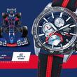 カシオ×Scuderia Toro Rosso - メタルウオッチ「EDIFICE」コラボモデル