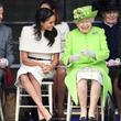 """エリザベス女王がメーガン妃を優遇するのは、ダイアナ妃の頃の""""教訓""""からか"""